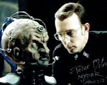 Peter Miles Autograph Signed Doctor Who - Genesis of the Daleks